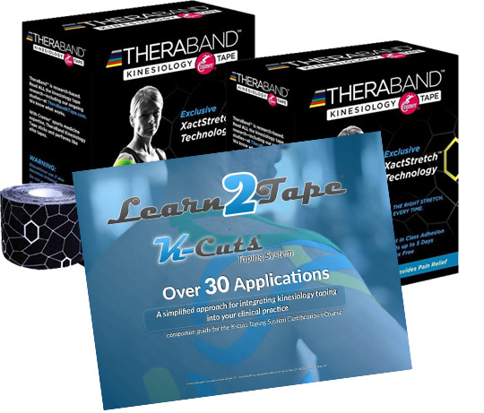 kinesiology tape and book course